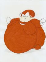 Obese Knuckles by Robot001