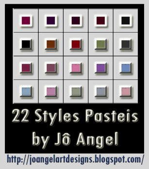22 Styles for Photoshop by josevania