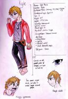 Kyle ref page by Drayna