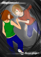 still there .:contest entry:. by ZombieDragon11