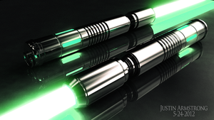 Jedi Lightsaber Design 2 by electrofilms