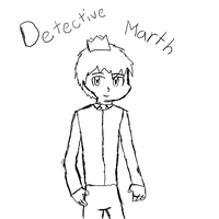 Livestream 8/8/12-Detective Marth by RMAfan101