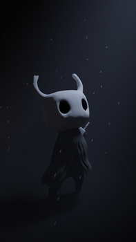 The Hollow Knight by PeriDigital