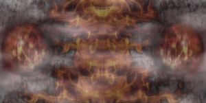 666 - The Faces of Hell and Destruction by LucifericChrist