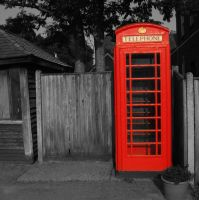Telephone Booth by Solsteyn