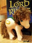 Frodo Baggins MLP custom by thatg33kgirl