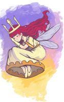 Child of Light - Aurora by squishydaikon
