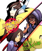 COMIC COVER: Pokemon BW 3