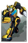Bumblebee Colored by MachSabre