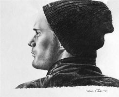 Drawing in Pencil by rachbeth