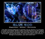 Blue Eco by ClefJ