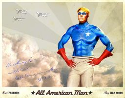 All American Man by anderpeich