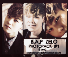 Zelo Photopack #1 by darknesshcr