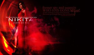 Nikita looks do kill by Andyssek