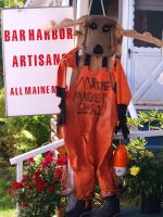 A Typical Mainer by davincipoppalag