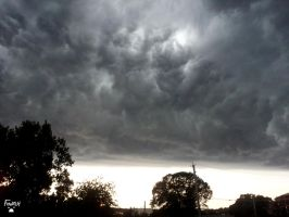 July 26th 2012 Squall Line by LordFrankeh