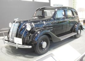 1936 Toyota AA Sedan by rlkitterman