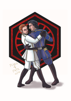 A Winter's Ball - Kylux Edition by FlukeOfFate