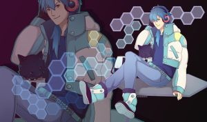 Aoba - DRAMAtical Murder by multieleonora96