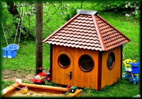 Little house for my boy... by Yancis