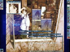 Lain 01 by leand
