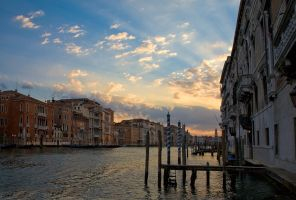 Venice Sunrise by themobius