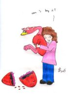 Dolfi and me by Delillah