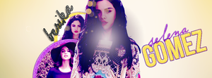 PF7 SELENA GOMEZ FB COVER BY BERIKA by directionerbtch