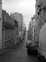 Montmartre by kerenys