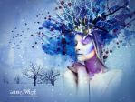 Spirit of Winter by Anne-Wipf