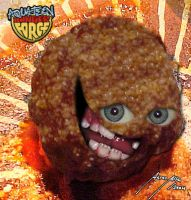 Liveaction Meatwad by DrWeird by athf-club