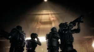 RE operation raccoon city 173 by heatheryingNL