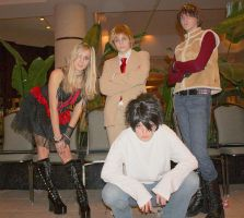 We are Death Note- TWO by Zikki-chan