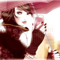 fashion illustration by BreeLeman