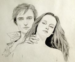 Kristen and Robert by wiegand90