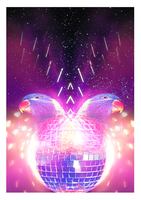 Discobird by rejectsocietyfx
