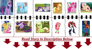My Little Pony: Cross Time Crisis: Part 1 by No1MporXant
