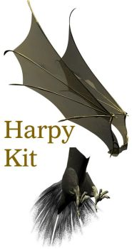 Harpy Kit by markopolio-stock