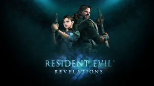 Resident Evil Revelations BG by Therealmrox2