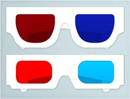 3D Glasses by deiby