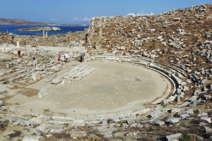 Delos theatre 1 by wildplaces