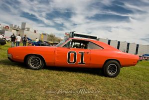 Hardcore General Lee by AmericanMuscle