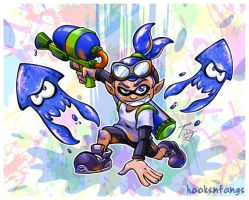 Inkling Dude by hooksnfangs