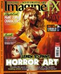 ImagineFX issue 62 by ClaireHowlett