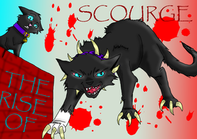The Rise Of Scourge by Rainfur8