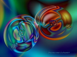 Glass Bubbles by desmo100