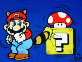 Mario shirt 1 by candylandxp7
