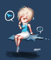 LOL - riven by chrier