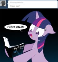 Twilight - Can't judge a book by its cover by peachiekeenie