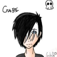 Gabe by Wolfgrl13
